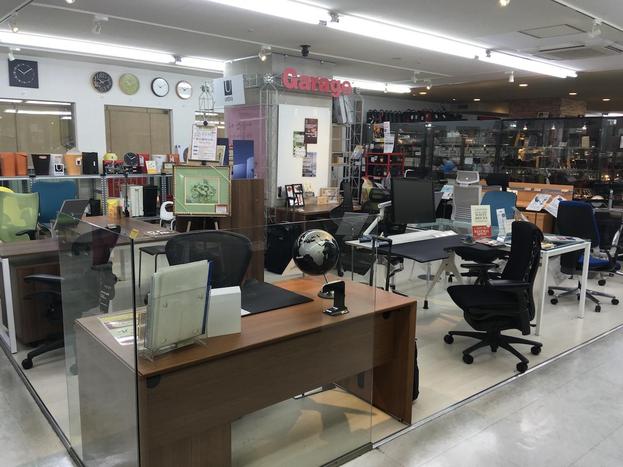 ナガサワ文具センター本店(神戸 三宮)