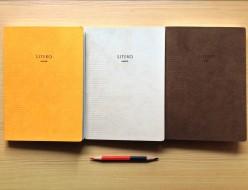 小日向京のひねもす文房具 第十一回「リテロ ノートブック」
