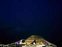客船の似合う街 Kobe