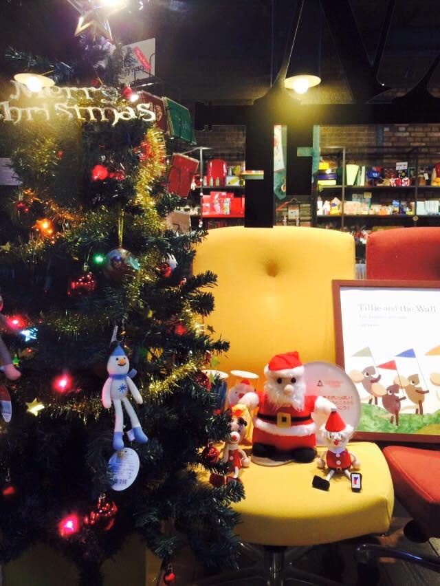 神戸煉瓦倉庫店のクリスマス