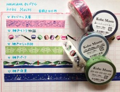 小日向京のひねもす文房具|第十四回「Kobe Maste〜神戸マステ」