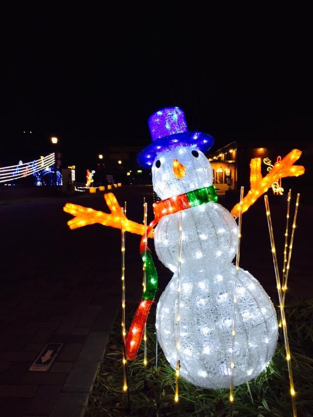 神戸煉瓦倉庫のクリスマス
