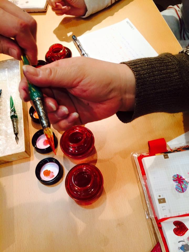 Kobe INK物語の試筆人気