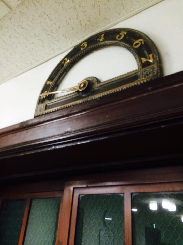 旧居留地 商船三井ビルディングにて