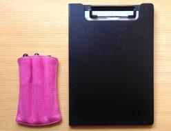 小日向京のひねもす文房具|第六十二回「A5サイズのクリップボード」