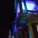 旧神戸居留地十五番館のライトアップ