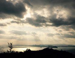 冬の淡路島周遊の旅