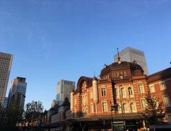 日曜日の東京散歩