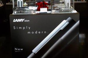 Simply modern、 ラミー アイオン新発売
