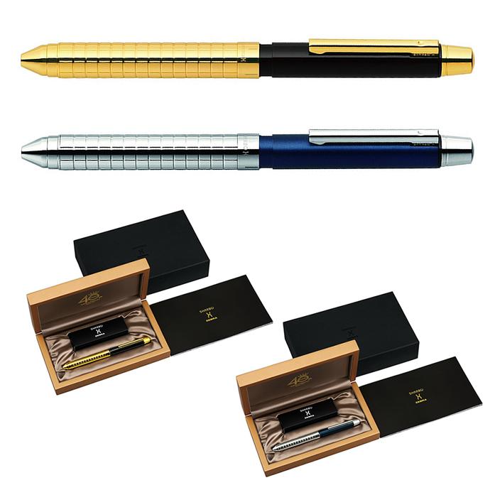 ゼブラ 多機能ペン シャーボX GS40th シャーボ発売40周年記念モデル