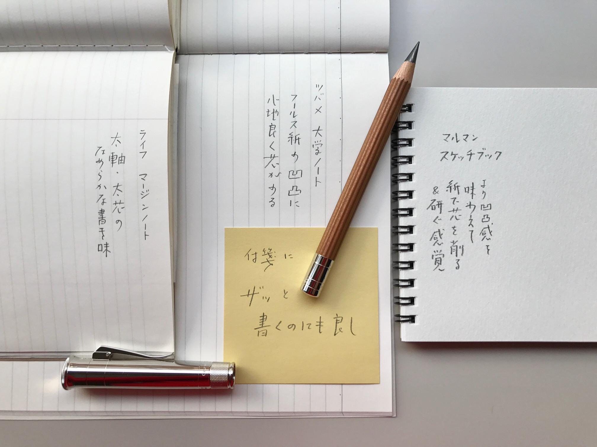 小日向京のひねもす文房具|第百二十八回「グラフ・フォン・ファーバーカステル パーフェクトペンシル マグナム」
