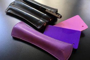 キップオリジナルペンケース 限定色 紫陽花 準備中