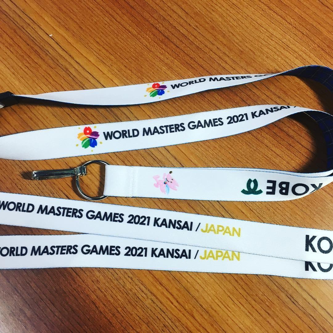 ワールドマスターズゲームズ2021関西のノベルティグッズ作成