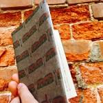 ECO素材 神戸煉瓦倉庫オリジナルブックカバー