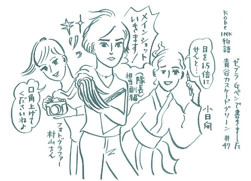 小日向京のひねもす文房具|第五回「趣味の文具箱 vol.35」