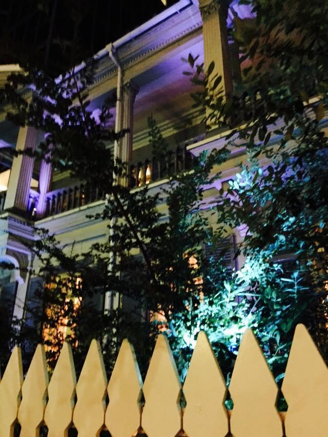 旧居留地15番館ライトアップ