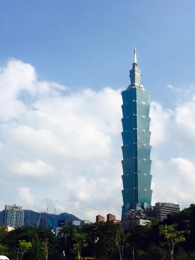 心地良い 台北にて