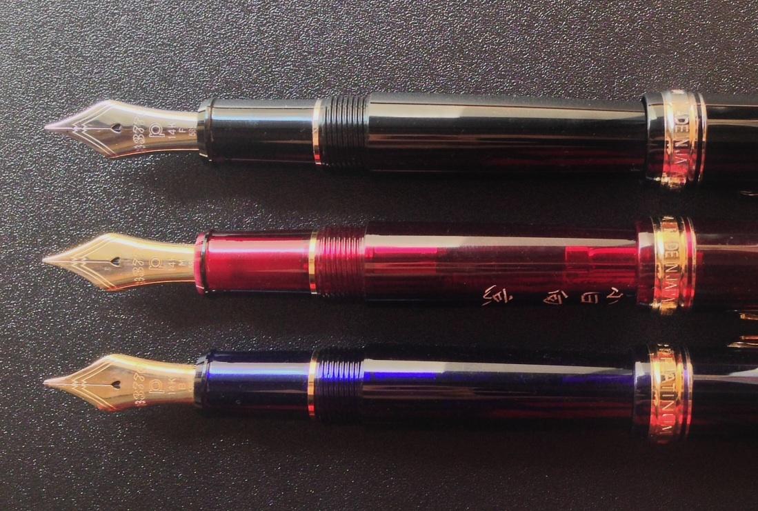 プラチナ万年筆 #3776センチュリー 万年筆