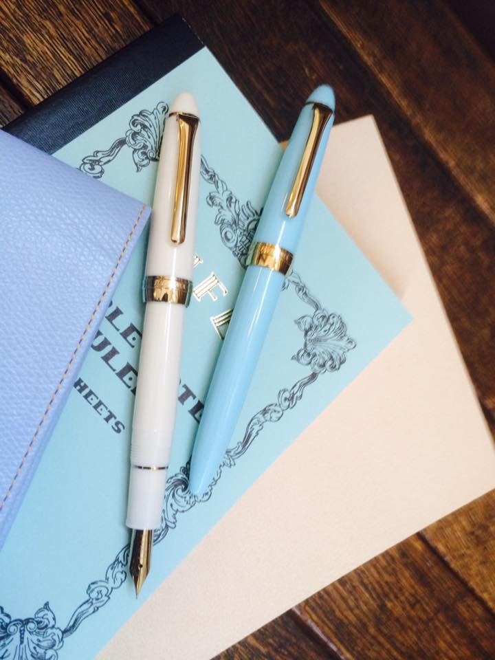 Kobe Pro color オリジナル万年筆