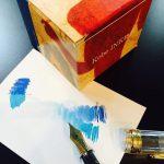 特別展 古代ギリシャ開催記念 限定INK開発中