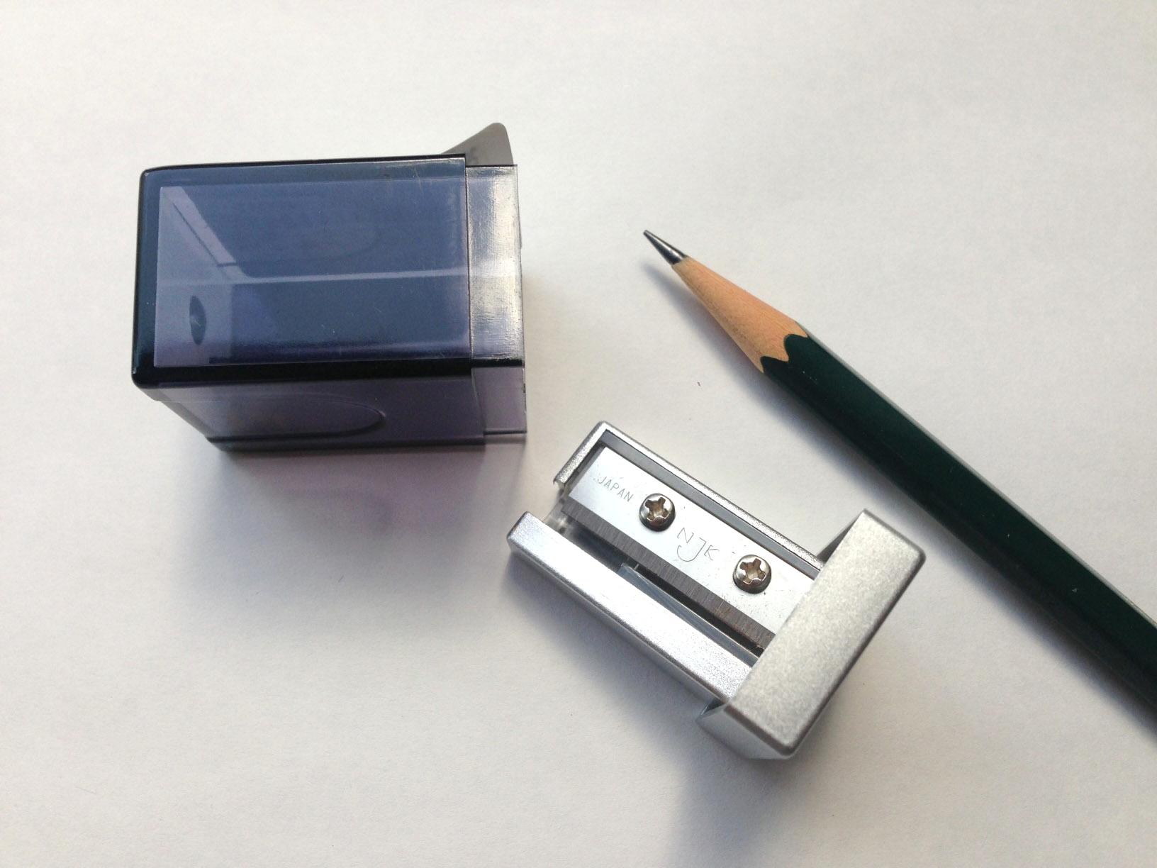 第五十五回「中島重久堂の鉛筆削り器 531S」