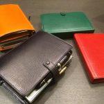 システム手帳の魅力再発見