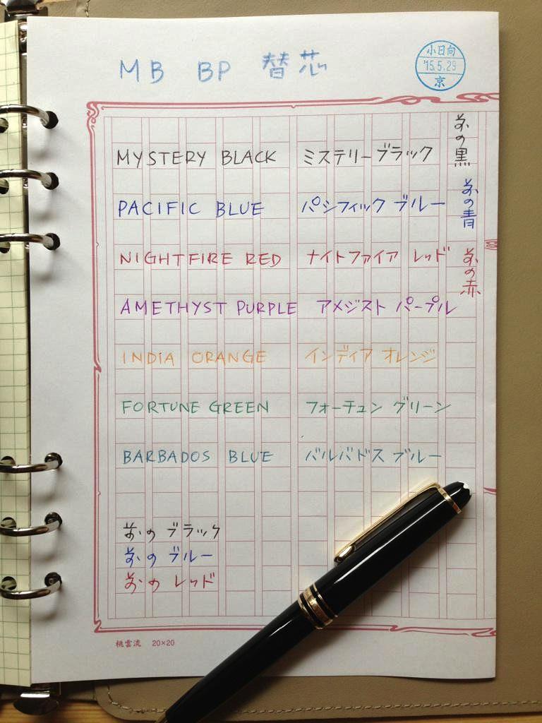 第六十回「モンブラン マイスターシュテュック ゴールドコーテイング クラシック ボールペン」