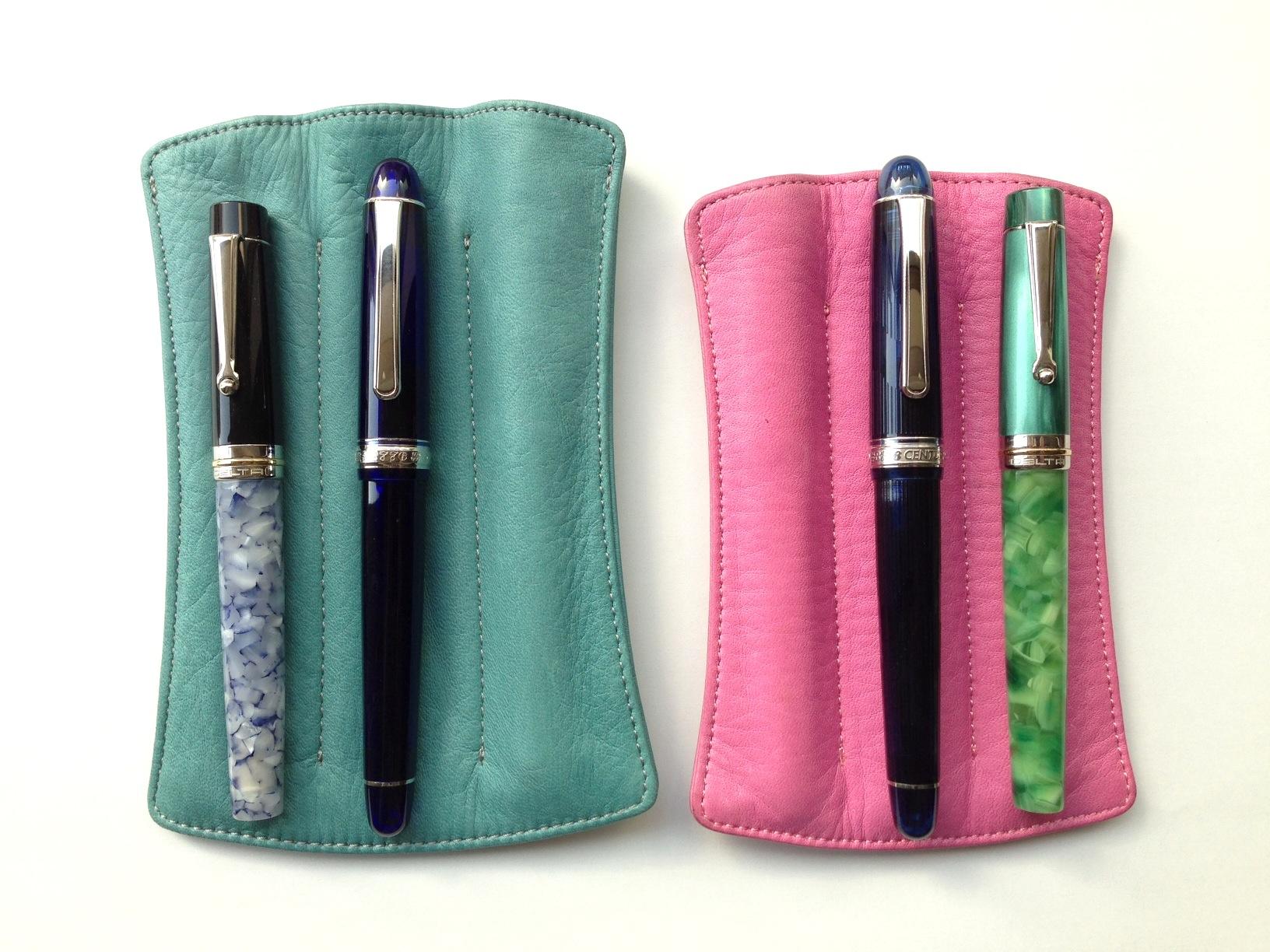 小日向京のひねもす文房具|第六十三回「NAGASAWA PenStyle キップ 3本差し ペンケース」