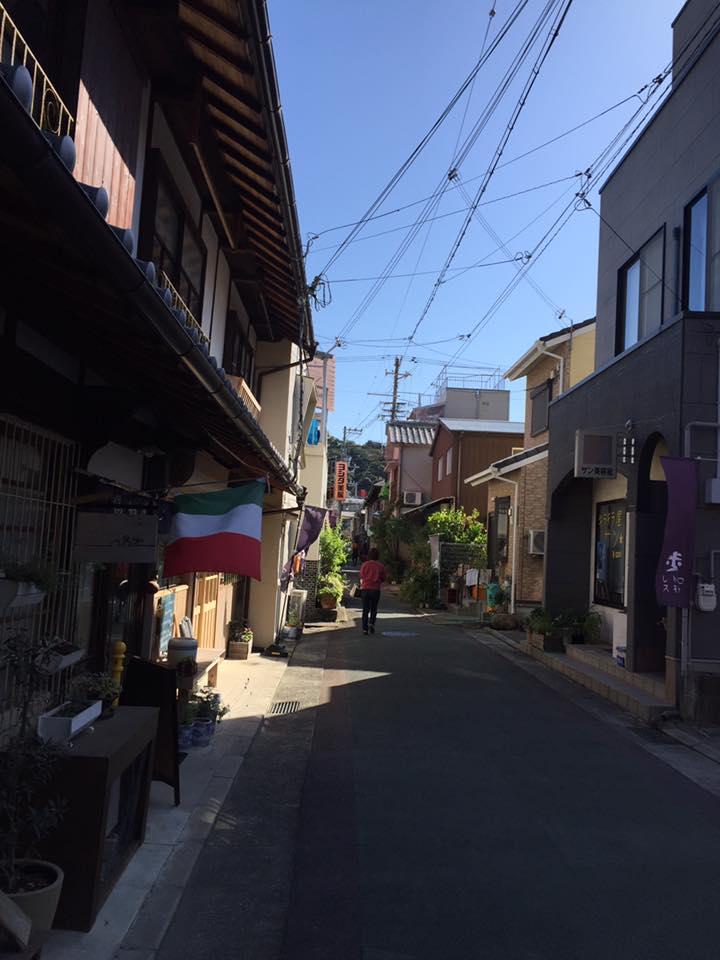 城下町 洲本 レトロなまち歩き