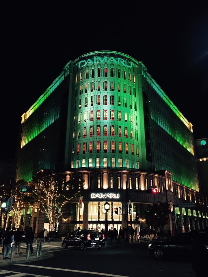 2016 神戸旧居留地のクリスマス