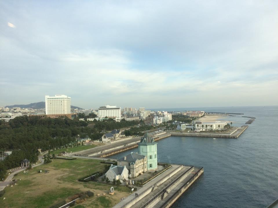 Kobe INK物語を訪ねる旅
