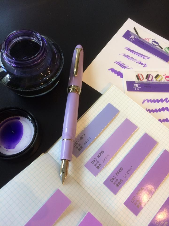 Kobe Pro color 万年筆シリーズ