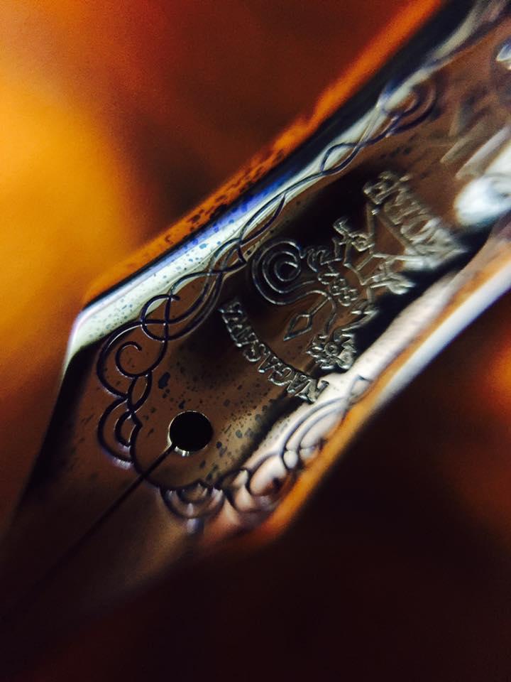 魅惑の愛用万年筆たち