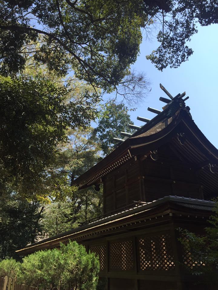 伊弉諾神宮