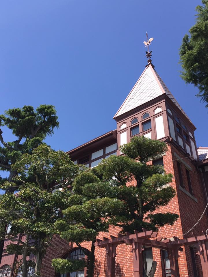 神戸北野町界隈