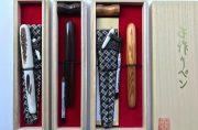 小日向京のひねもす文房具 第九十一回「平井木工挽物所のボールペン」