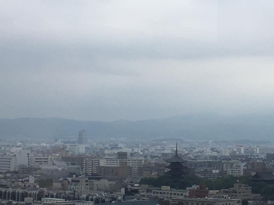 古都 京都へ