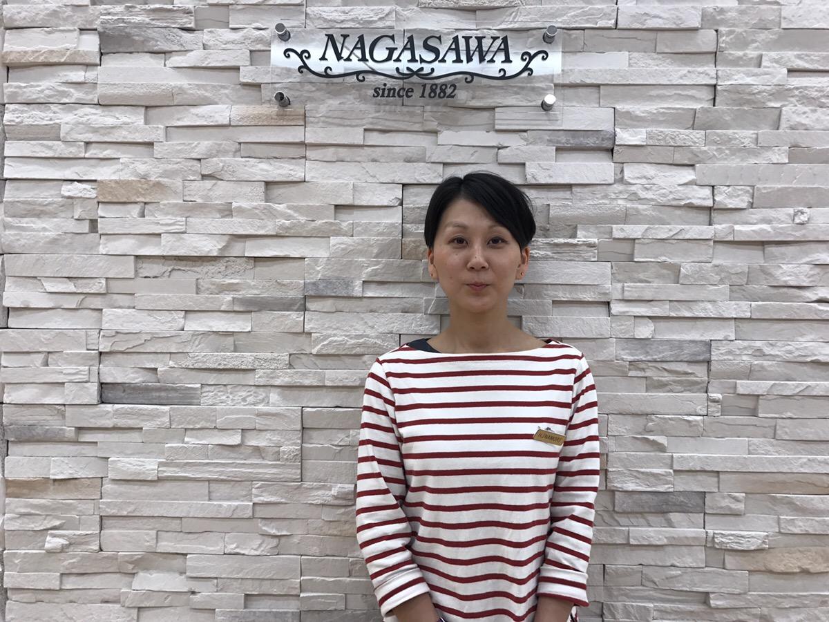 NAGASAWAさんちか店 店長 稲森