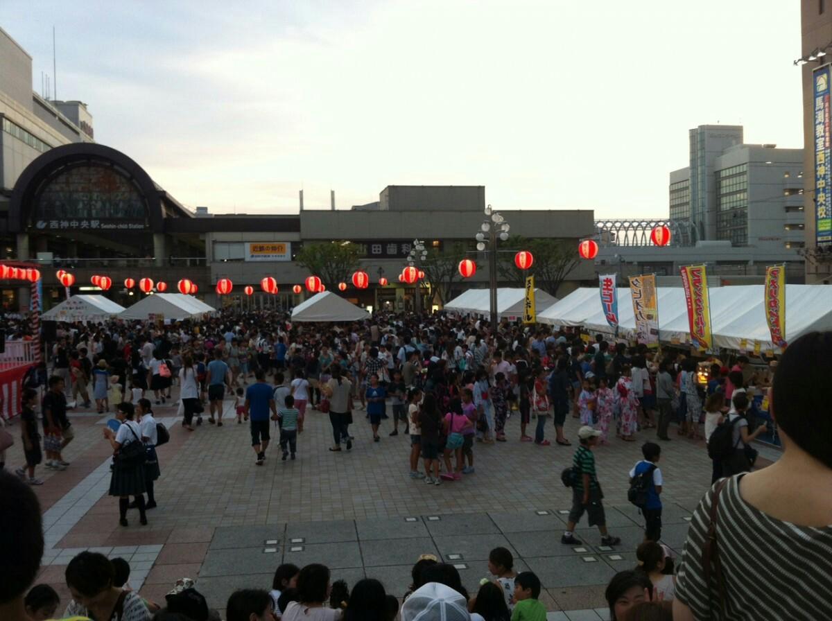 第28回 プレンティ夏まつり @ 西神中央駅前プレンティ広場