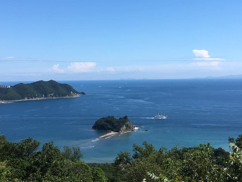 淡路 夏便り・海