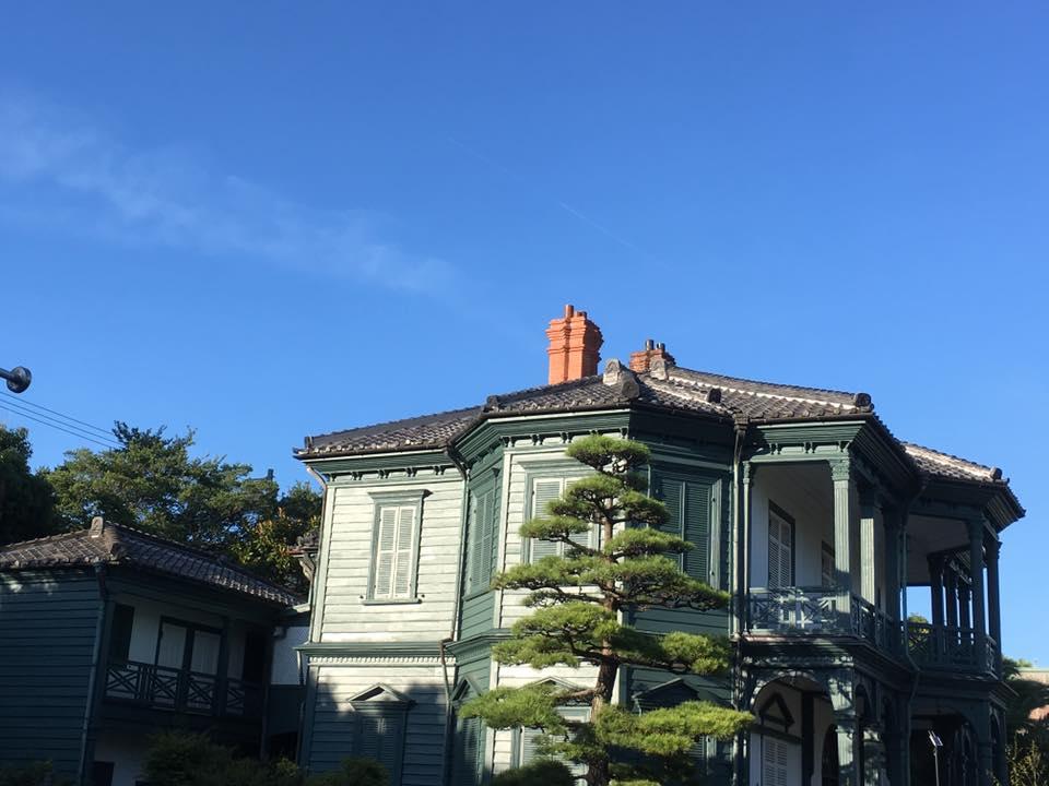 Kobe INK物語 No.34 相楽園ティーグリーン