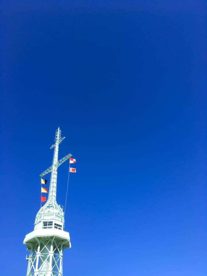 旧神戸港信号所