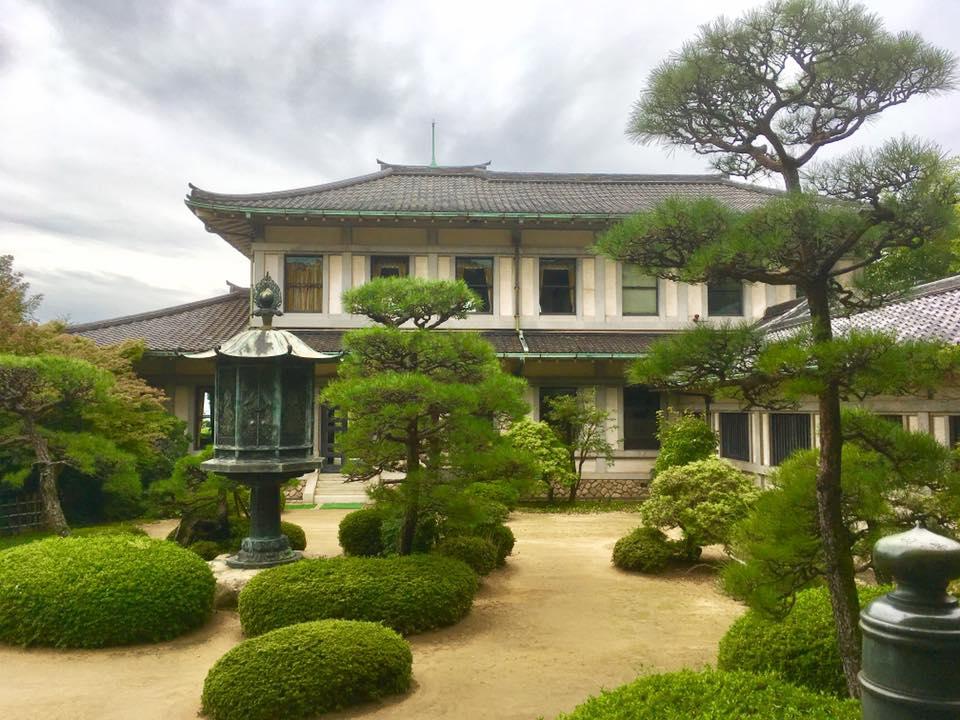 神戸御影 白鶴美術館へ