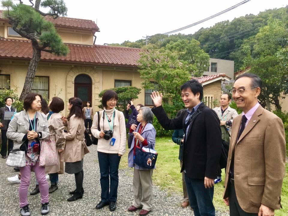 Kobe INK物語 誕生の地をめぐる旅 御影編