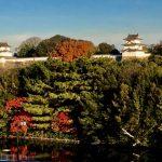 12月2日、朝の明石城
