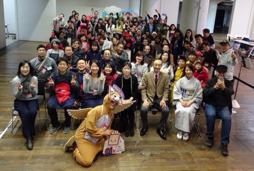 神戸Kiitoにて開催した Kitteイベント風景