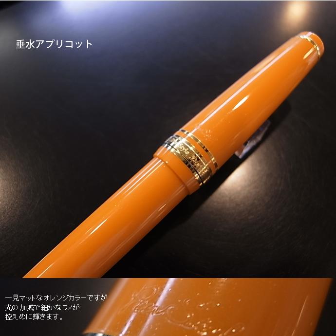 NAGASAWA オリジナル万年筆 besideカラー プロフェッショナルギアスリムベース