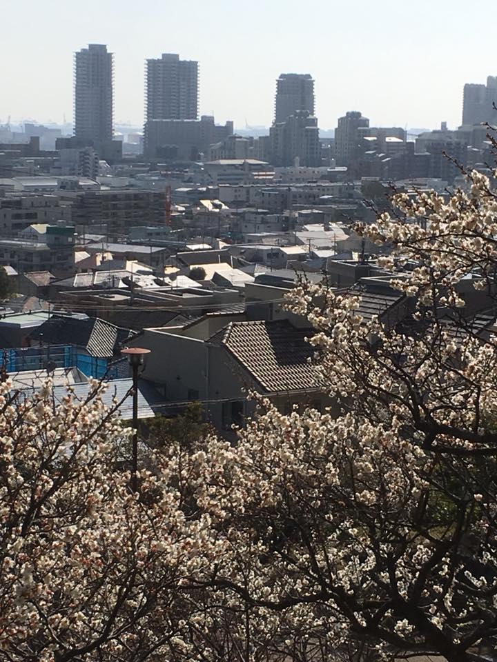 岡本公園とKobe INK物語