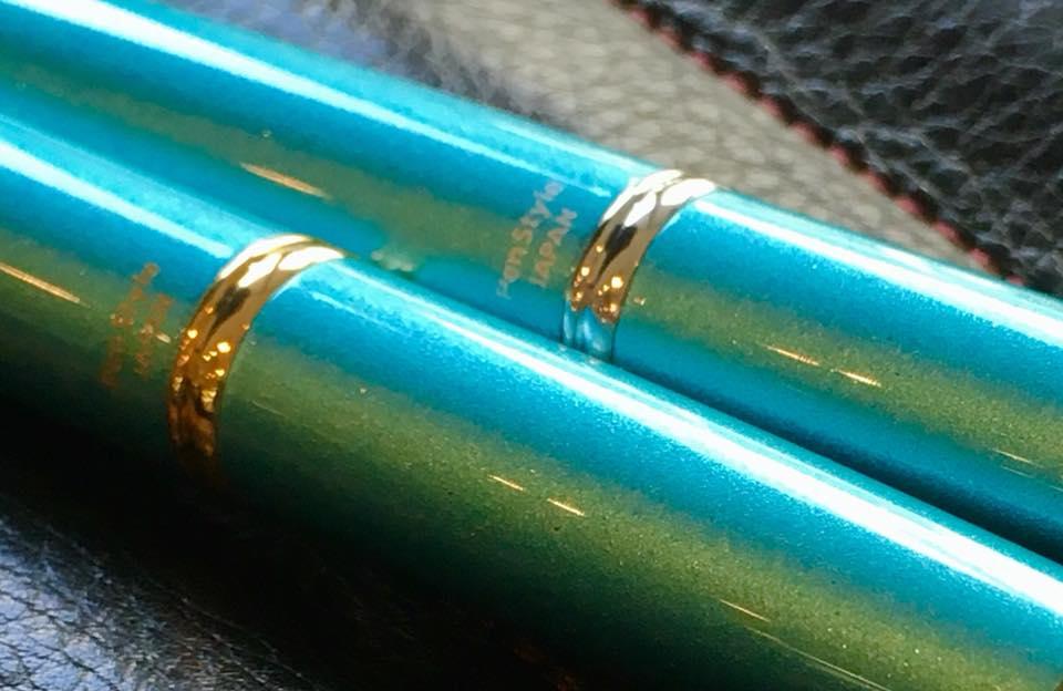 Pen Style DEN 10周年記念万年筆