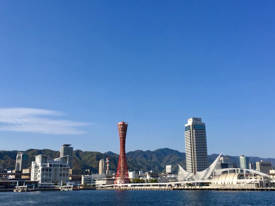 2018年の神戸風景